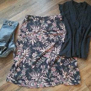 Floral skirt by Avenue. Size 18